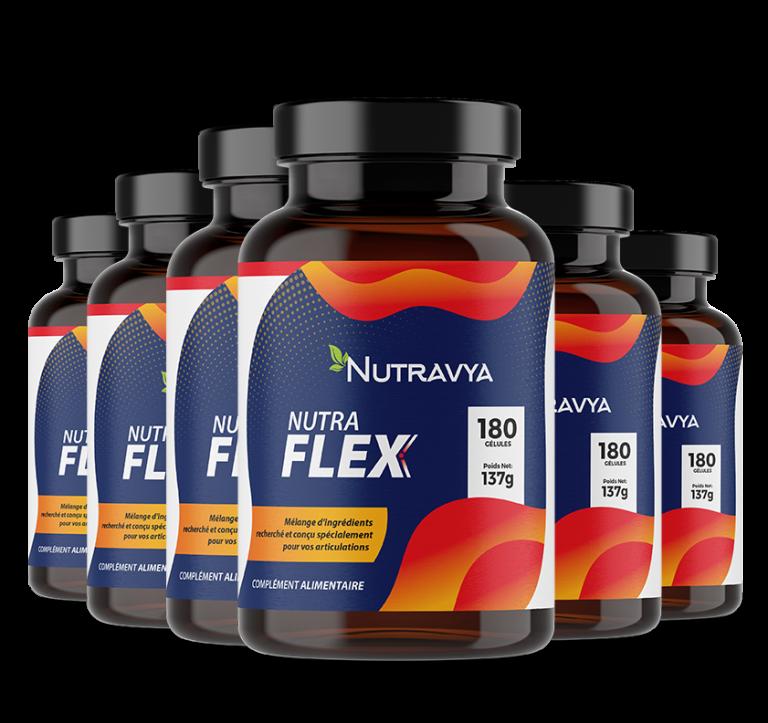 Nutra Flex (6 POTS – Special) – Nutravya