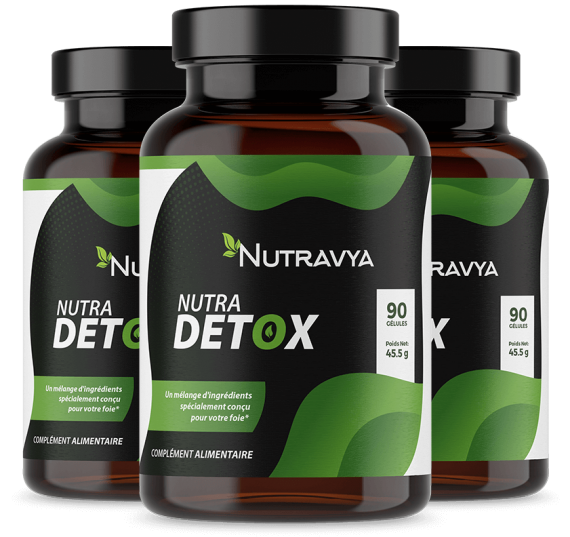 Nutra Detox (3 POTS) – Nutravya